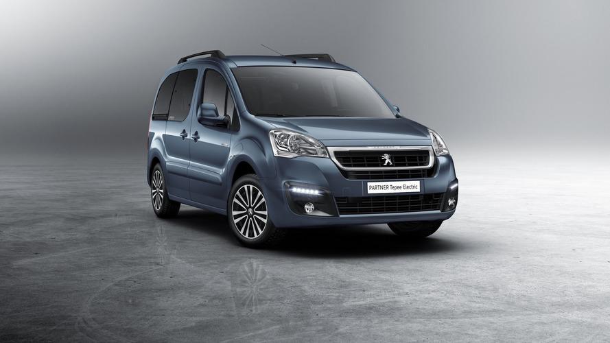 Peugeot Partner Tepee Electric, Cenevre'de tanıtılacak