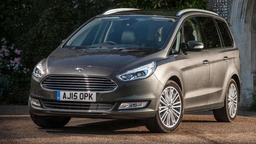 2017 Ford Galaxy Review