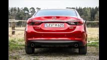 Im Schnelltest: Der Mazda 6