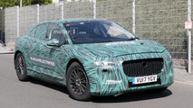 2018 Jaguar I-Pace spy photo