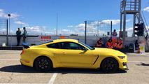 Prueba express Ford Mustang Shelby GT350R 2017