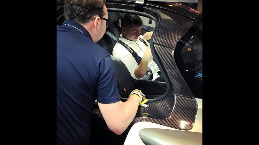 Aston Martin Valkyrie On Social Media