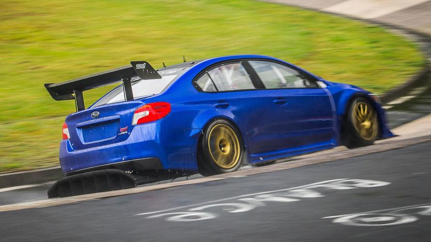 Videó a Subaru nürburgringi körrekordjáról
