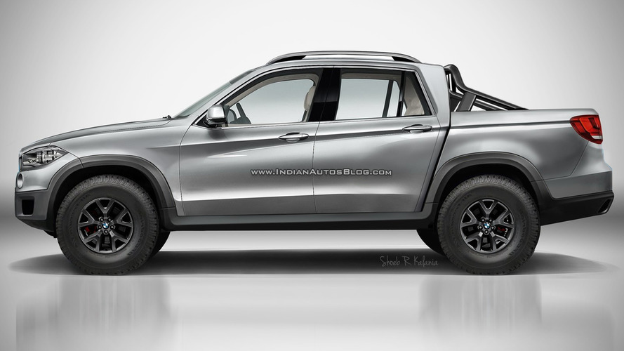 ¿Un BMW pick-up? ¿Estamos hablando en serio?