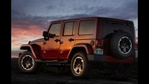 Jeep apresenta edição limitada Altitude para o Wrangler nos Estados Unidos