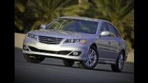 SEDÃS GRANDES, resultados de dezembro: Modelos da Hyundai em lados opostos