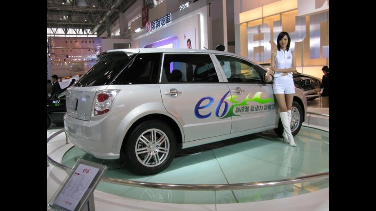 De olho no Brasil: Chinesa BYD irá produzir veículos elétricos na Argentina