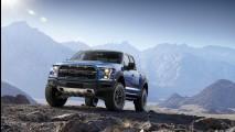 Salão de Detroit: brutal, nova F-150 Raptor V6 é ainda mais potente que a V8