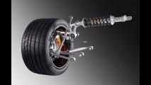 Lamborghini Aventador terá suspensão igual de Fórmula 1
