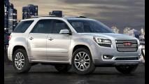 GM convoca 51 mil SUVs para reparar falha no medidor de combustível