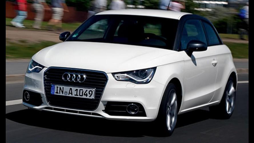 Audi aumenta produção do A1 e A8