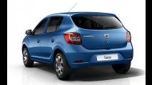 Depois do Logan, surgem agora imagens oficiais do novo Dacia Sandero