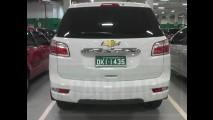 Novo Flagra: Chevrolet já exibe Novo TrailBlazer sem pudor