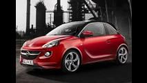 Oficial: Opel revela o compacto Adam - Veja galeria de fotos