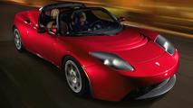 Tesla Announces Four Door Coupe for 2009