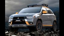 Mitsubishi ASX e L200 Geoseek concept