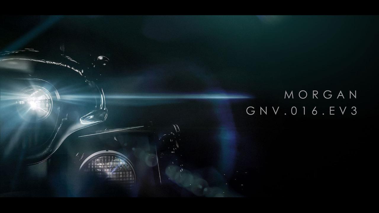 Morgan EV3 teaser image