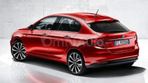 2016 Fiat Bravo replacement render