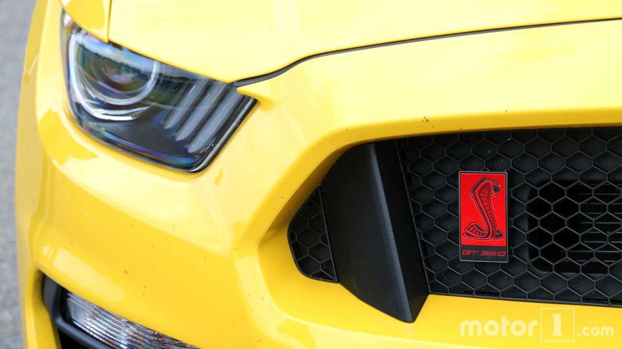 Ford annonce l'arrivée de la Shelby GT500