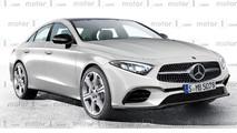 Flagra - Mercedes-Benz CLS 2018