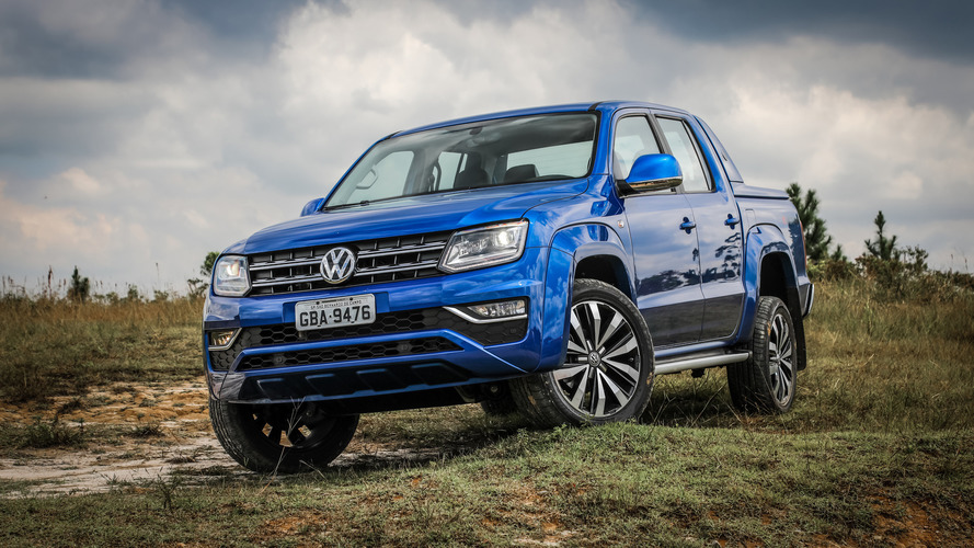 Fiat-Chrysler pode ter picape média baseada na Volkswagen Amarok