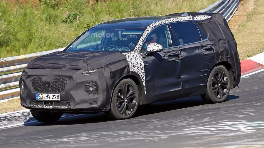 Le Hyundai Santa Fe fera bientôt peau neuve