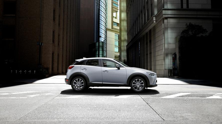 Mazda CX-3 - Une série limitée pour clients raffinés
