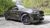 BMW X6 M Manhart