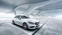 Mercedes-AMG C63 Cabriolet Ocean Blue Edition