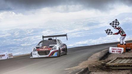 Trois légendes pour Sébastien Loeb à la course de côte de Turckheim