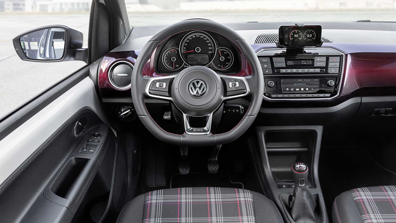 VW up! GTI konsepti