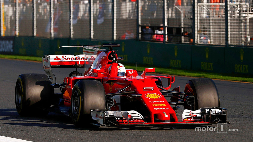 Vettel y Ferrari presentan su candidatura con una brillante victoria