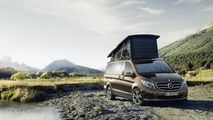 Mercedes Marco Polo introduced, based on the V-Class