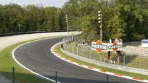 Parabolica curve in Monza / tripadvisor.in