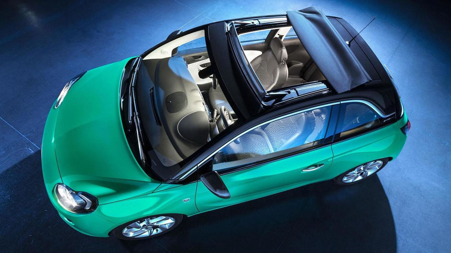 Opel Adam gains a new power retractable roof & Easytronic 3.0 transmission