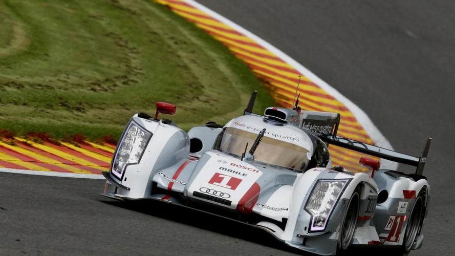 Audi diesel-electric supercar codenamed Scorpion - report
