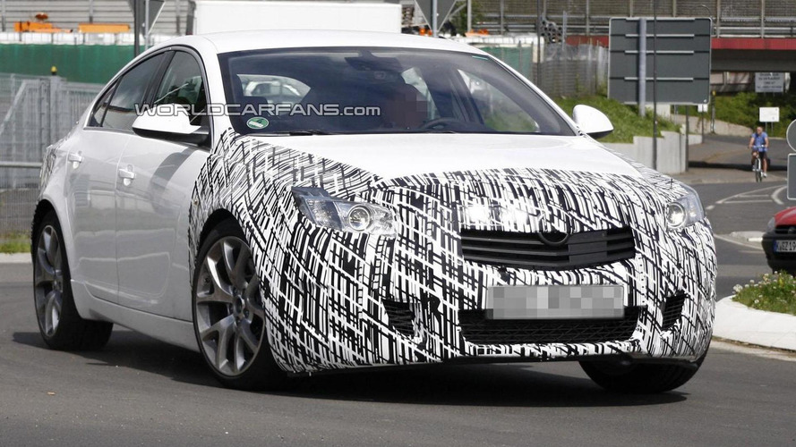 Opel Insignia OPC confirmed for Frankfurt