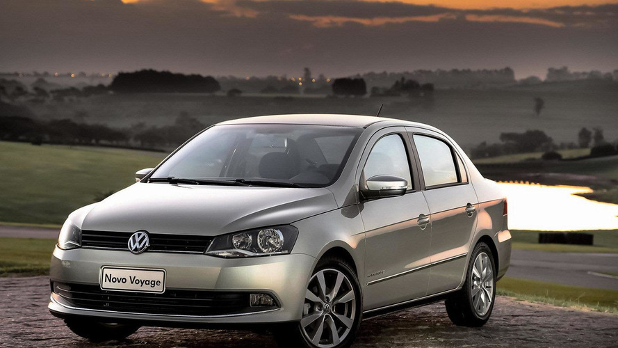 Volkswagen entry-level brand to have a three vehicle lineup - report