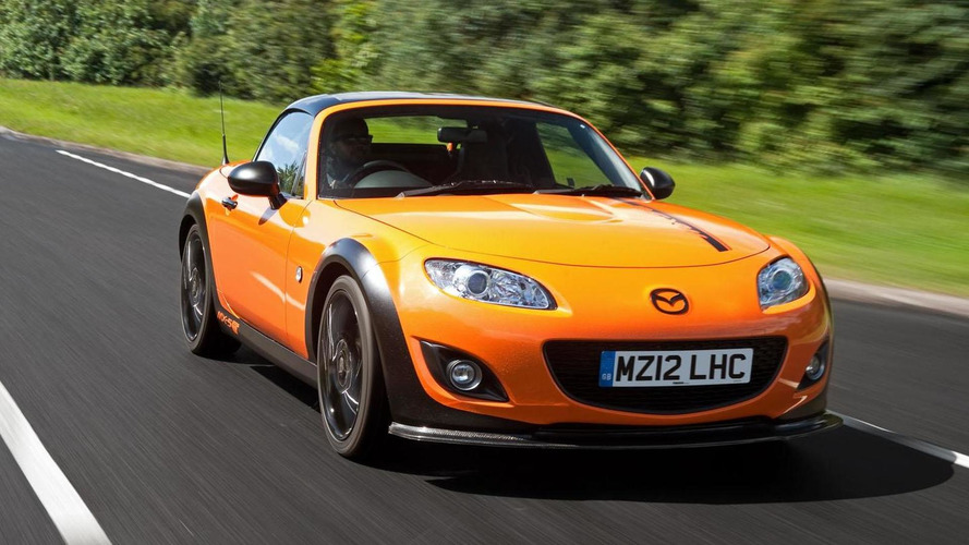 Mazda MX-5 GT concept headed into production as an aftermarket conversion - report
