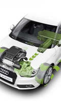 Audi future engines