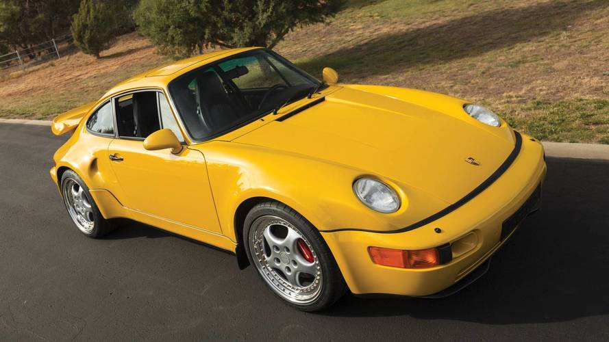 Porsche 964 Collection - RM Sotheby's