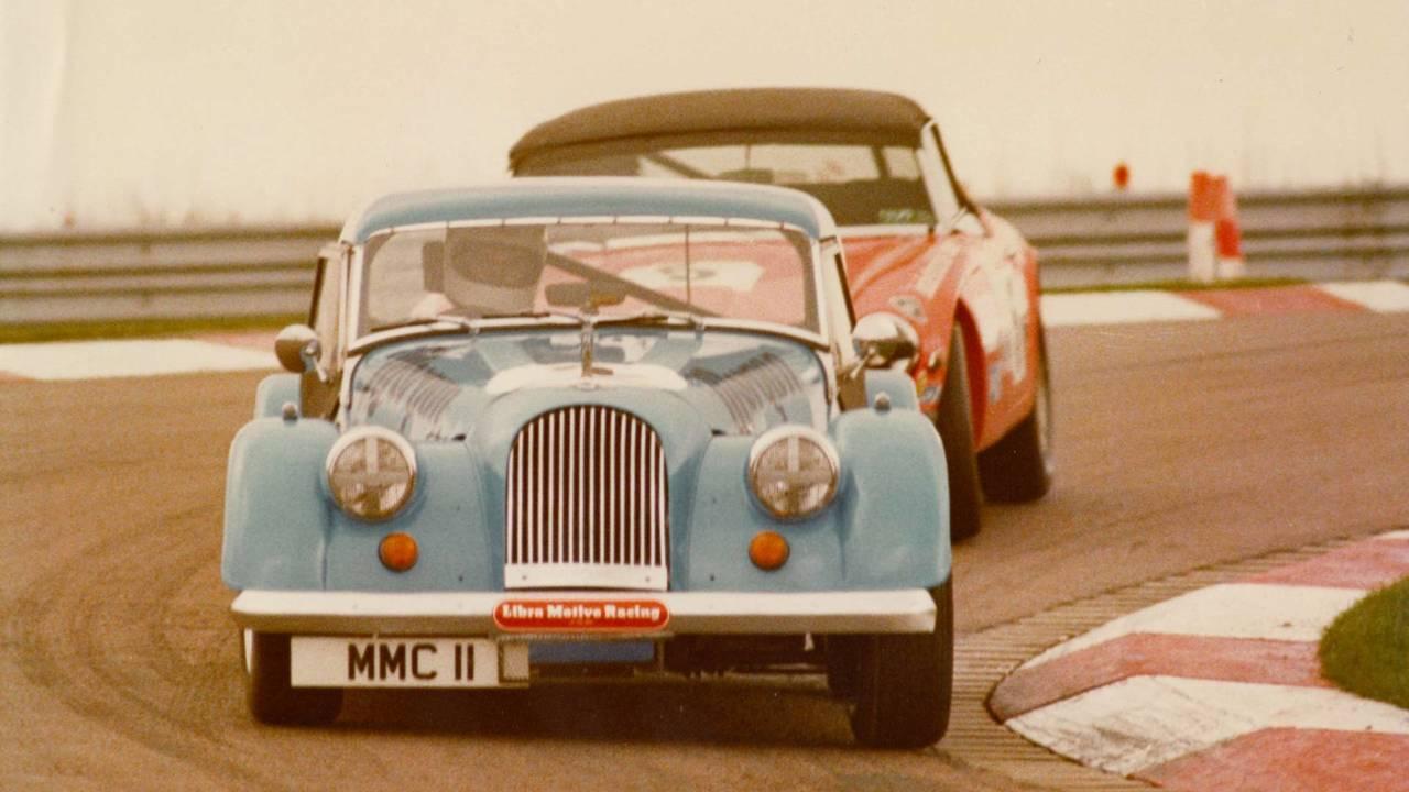 50 años del Morgan Plus 8