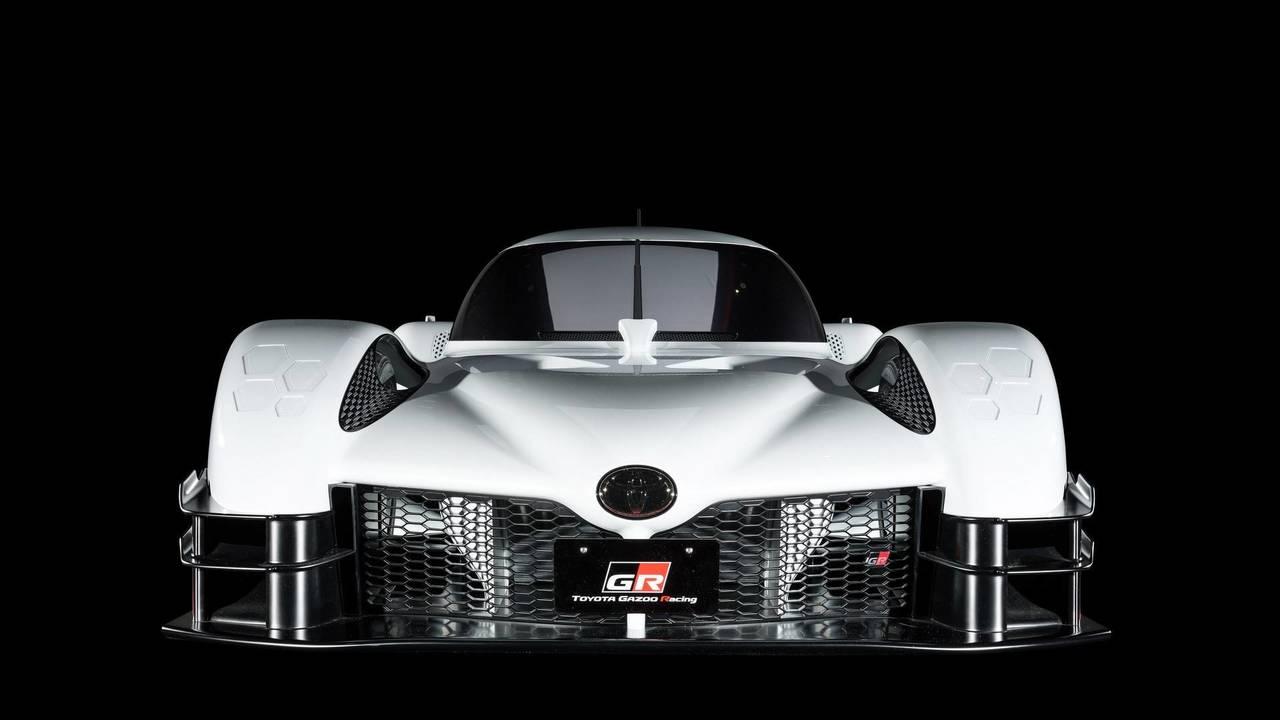 Toyota GR Super Sport Konsepti