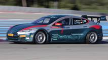 Tesla Electric GT championship