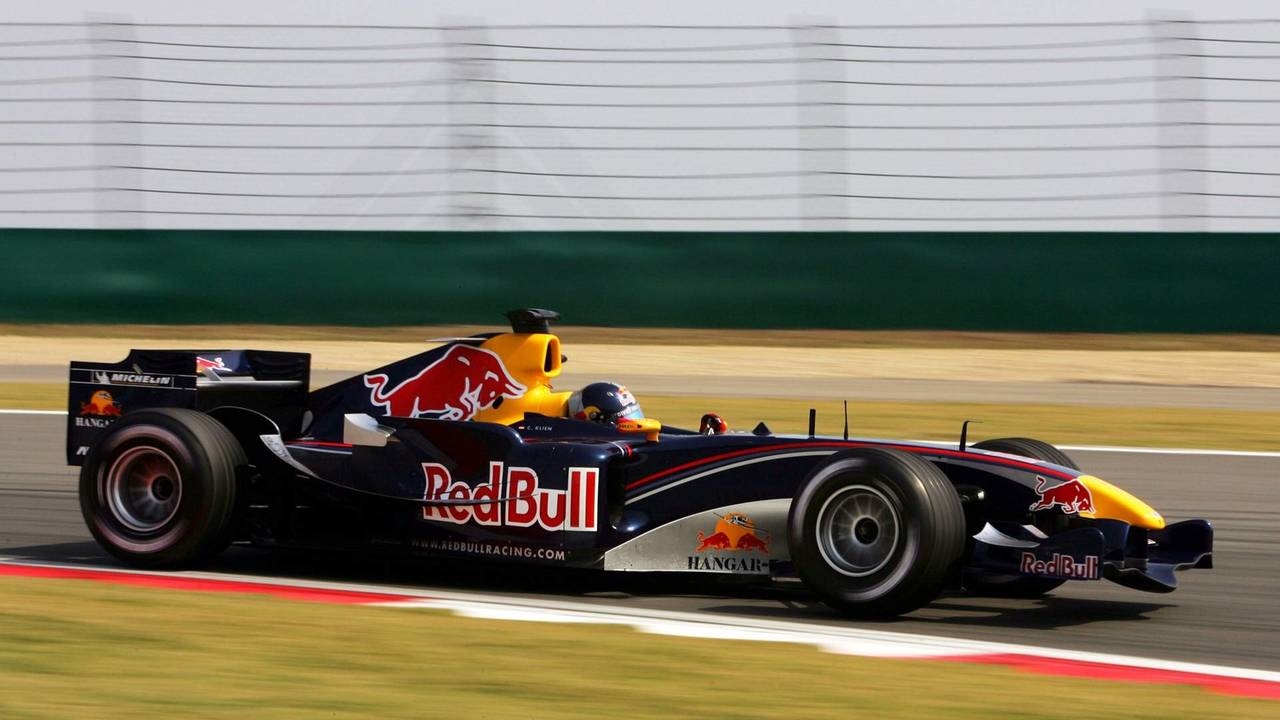 2005: Red Bull-Cosworth RB1
