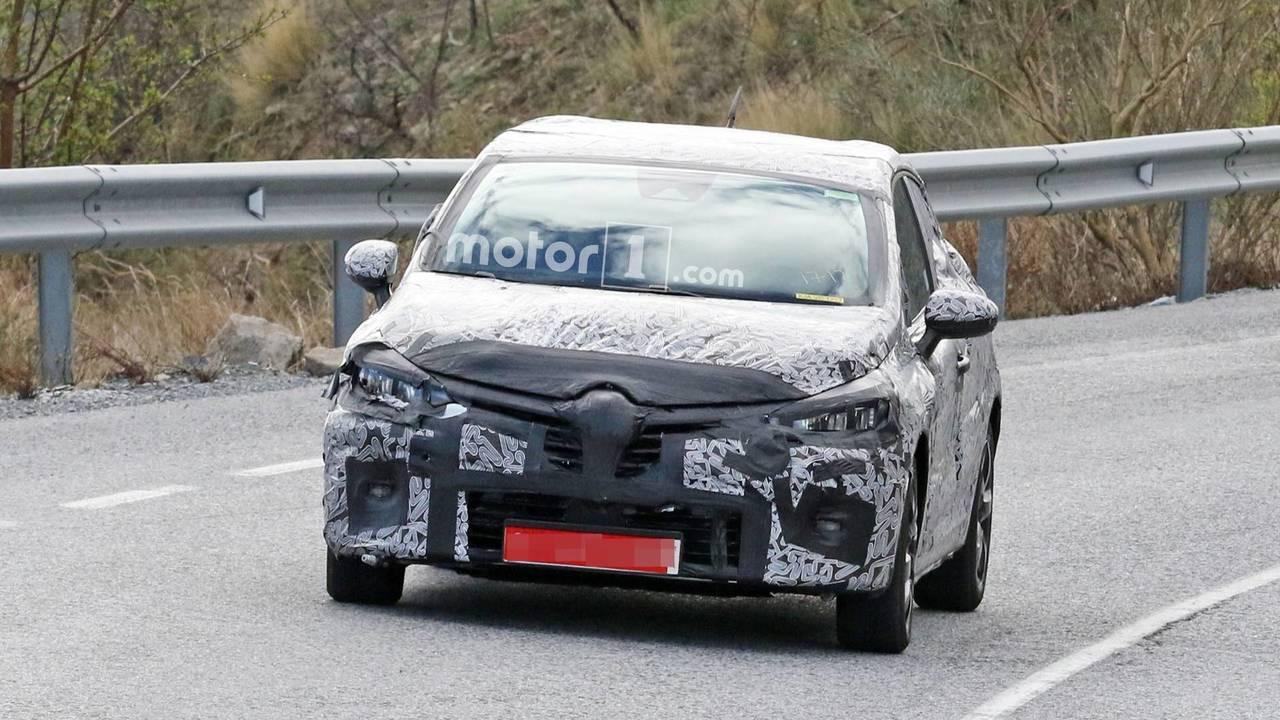 2019 Renault Clio casus fotoğraf