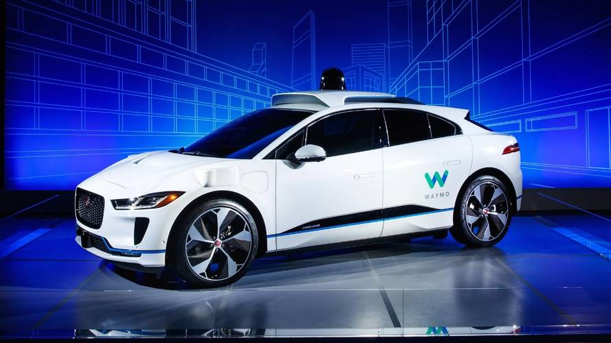 Jaguar and Waymo just announced an electric, fully autonomous vehicle