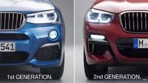 First-gen BMW X4 vs Second-gen BMW X4