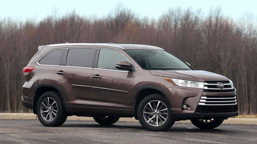 2018 Toyota Highlander: Review