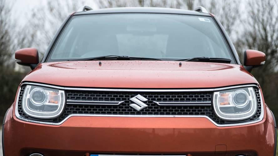 2016 Suzuki Ignis SZ5 AllGrip